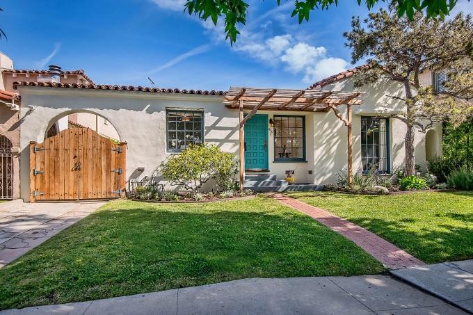 Sold: 6661 W 5th Street, Beverly Grove - $1,700,000