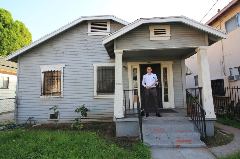 Sold: $455,000 – Developer Flip, 5516 Meridian Street, Highland Park
