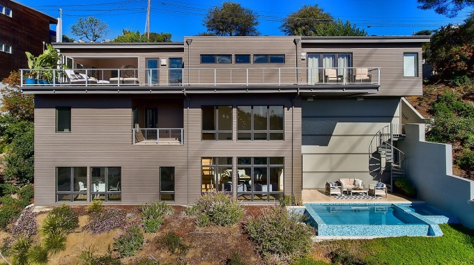 New Listing: $3,195,000 - 7262 Mulholland Drive, Hollywood Hills