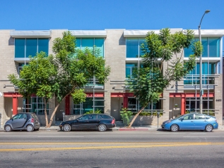Sold: 6515 Melrose Ave #2, Los Angeles – $1,850,000
