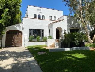 In Escrow: 1545 N Orange Grove Ave, Los Angeles –$2,345,000